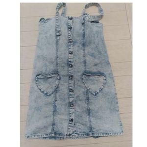 Hot topic Jean dress
